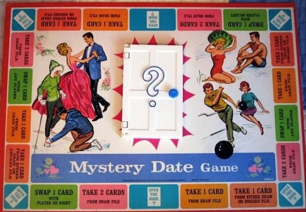 Mystery-Date-Game
