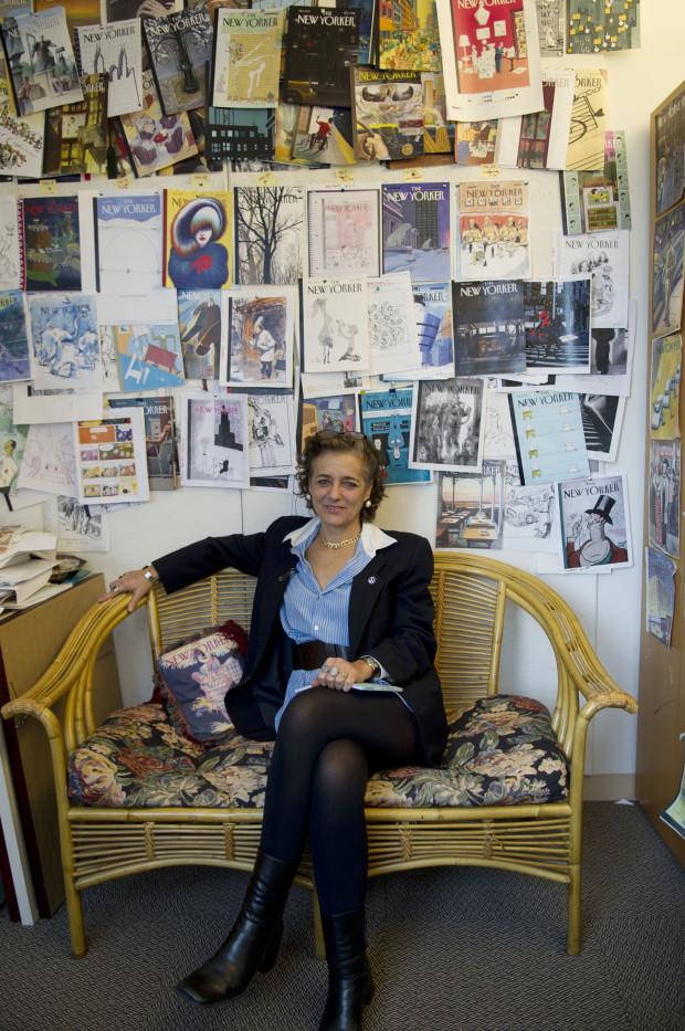 Françoise Mouly