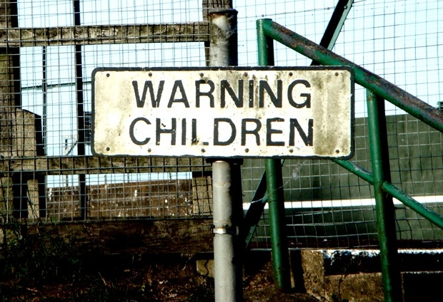 Warning Children