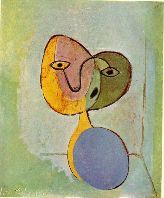 Picasso Portrait de femme 1936